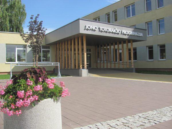 Marijampolė Jono Totoraičio gimnazija