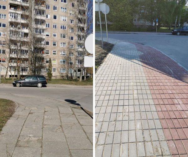 Mokolų gatvių remontas