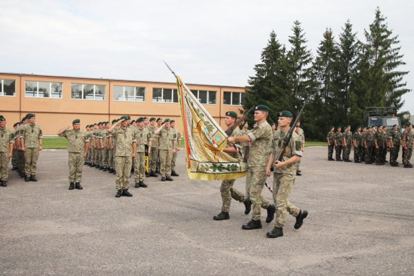 Didžiojo kunigaikščio Vytenio batalionas Marijampolė