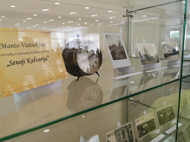 Kalvarijos viešosios bibliotekos atidarymas