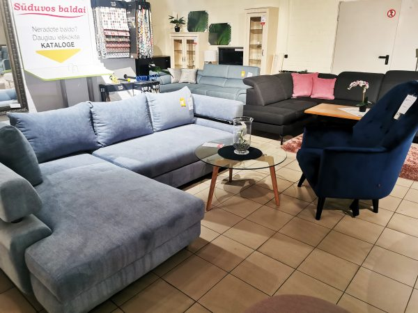 Sūduvos baldai sofa