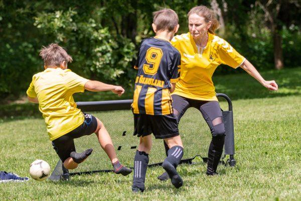 Šeimų futbolas