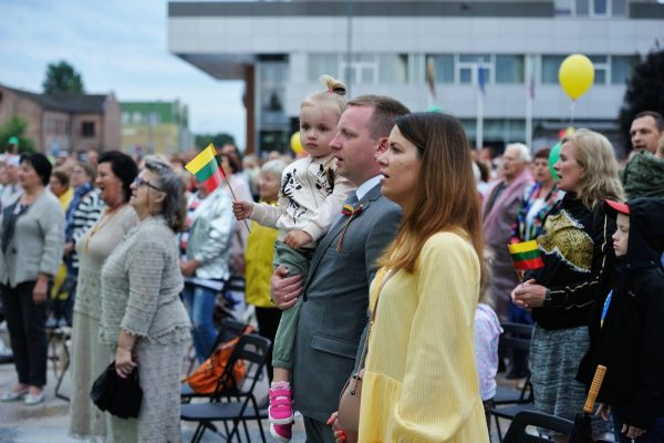 Valstybės diena Marijampolėje