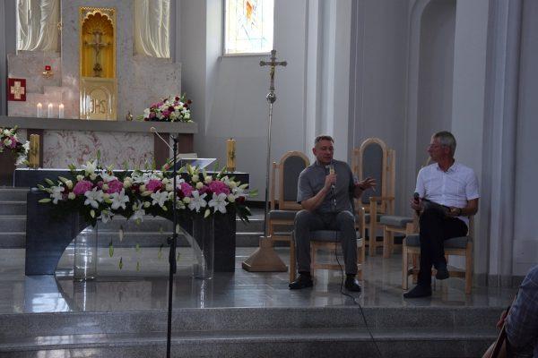 Vaidotas Labašauskas Kybartų Eucharistinio Išganytojo bažnyčia