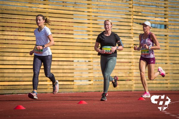 1 val bėgimas Marijampolėje