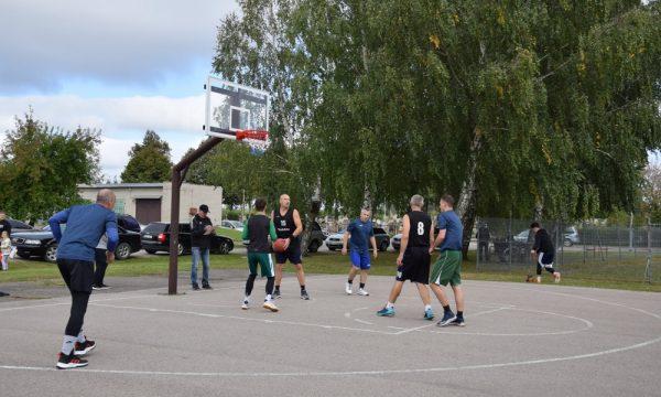 krepšinio turnyras 3×3 Juozo Iešmantavičiaus taurei