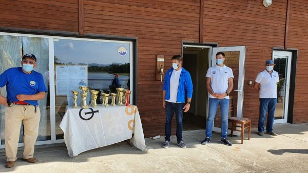 Marijampolės mero taurės regata 2020