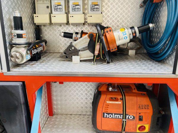 ugniagesių gelbėtojų įranga Marijampolė
