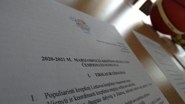 MKML komandų vadovų susirinkimas
