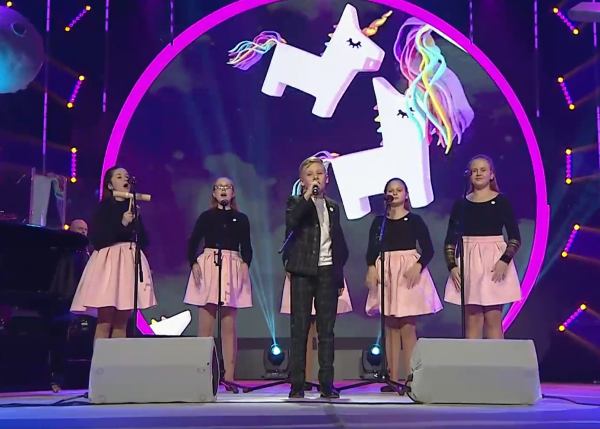 Kybartų kultūros centro solistas Bernardas Kriščiūnas