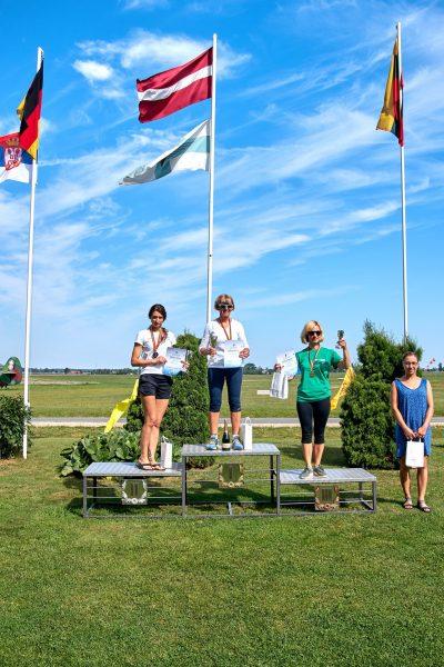 Lietuvos atviro nacionalinio čempionato nugalėtojos: Pirma vieta – Vokietijos atstovė Gerda Klostermann-Mace, antroji vieta, marijampolietė, Lina Jankauskienė, trečioji vieta - Daiva Mykolaitė ir ketvirta, paguodos vieta - Rita Augustaitytė.