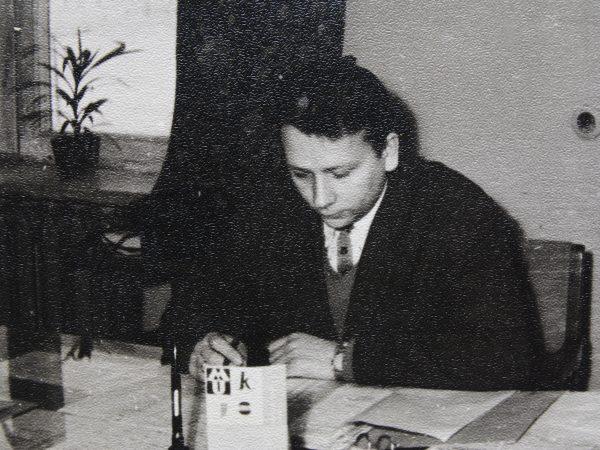 SKB viršininkas V. Mickevičius
