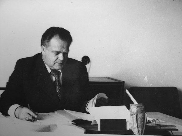 SKB vyr. inžinierius E. Ivanauskas