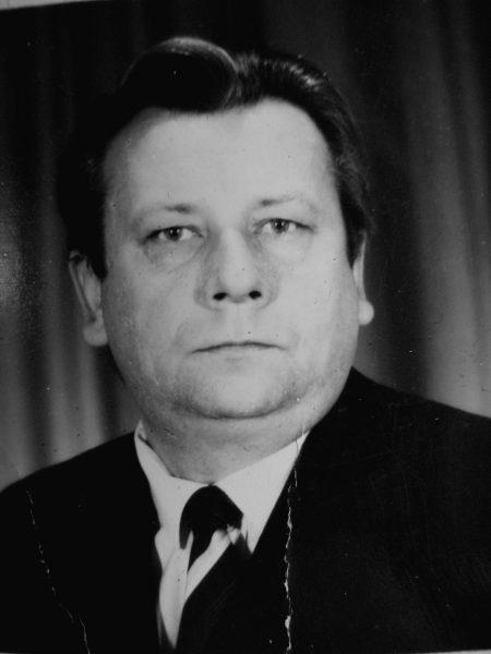 SKB viršininkas Vladas Mickevičius