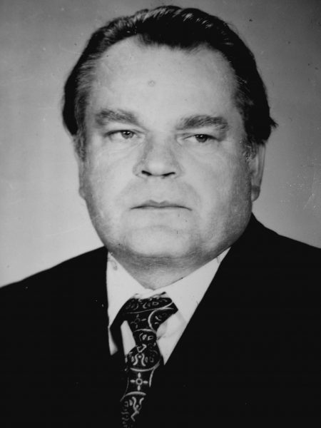 SKB vyr .inžinierius Eugenijus Ivanauskas