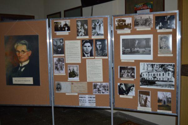 Pagerbiant Prezidento Kazio Griniaus atminimą organizuojamos mokinių kūrybinių darbų, parodos iš Prezidento gyvenimo ir veiklos