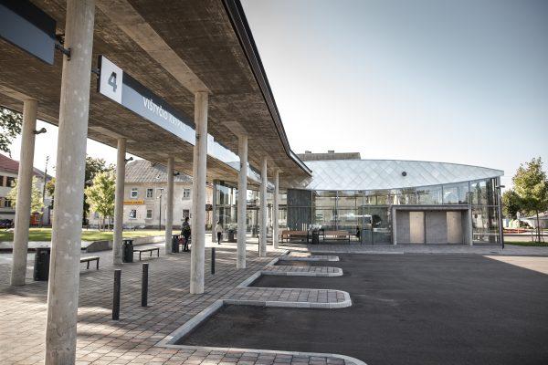 Kalvarijos autobusų stotis
