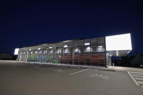 Prekybos centras Vilkaviškyje