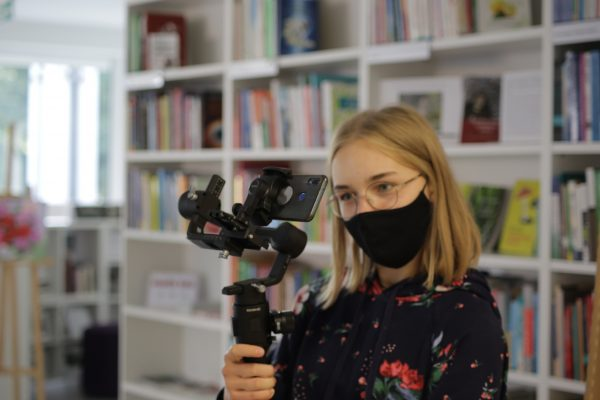 filmavimo ir montažo mokymai marijampolė