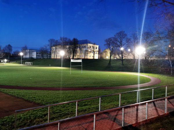 Rygiškių jono gimnazijos stadionas