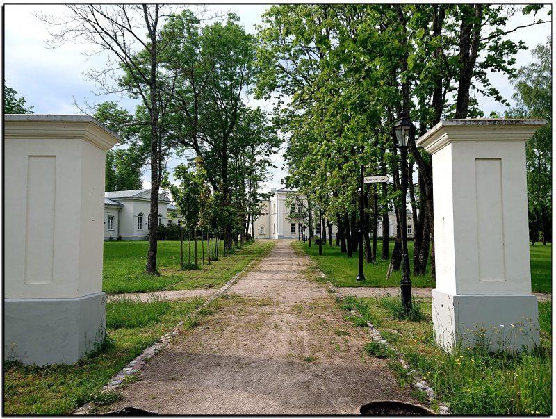 Anykščių rajonas, Burbiškių dvaras