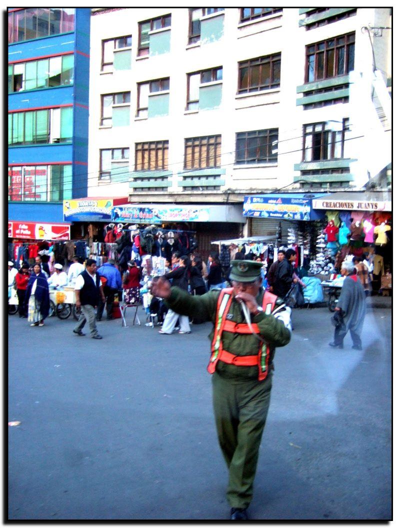 Bolivija, La Pasas