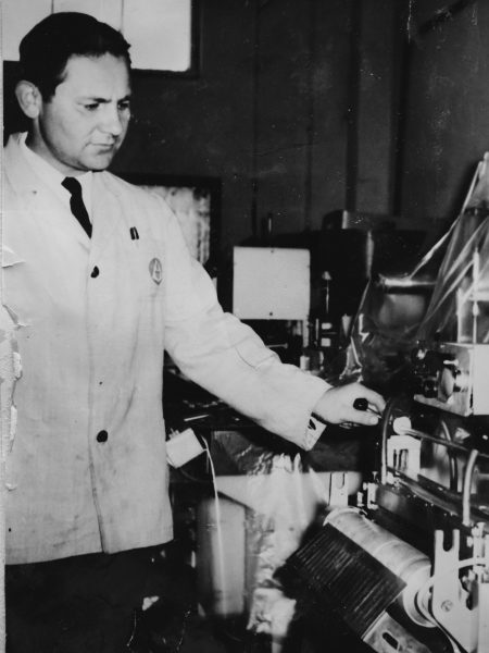 L. Baltrukoniui 1974 m. suteiktas geriausio ministerijos (MINLEGPIŠČIAMAŠO) išradėjo vardas