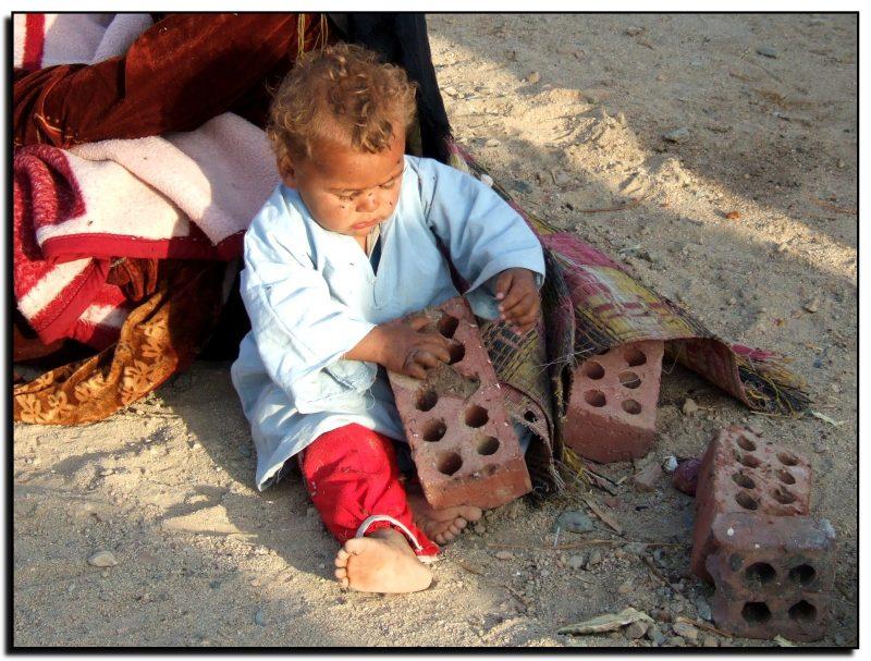 Egiptas, gyvenimas dykumoje