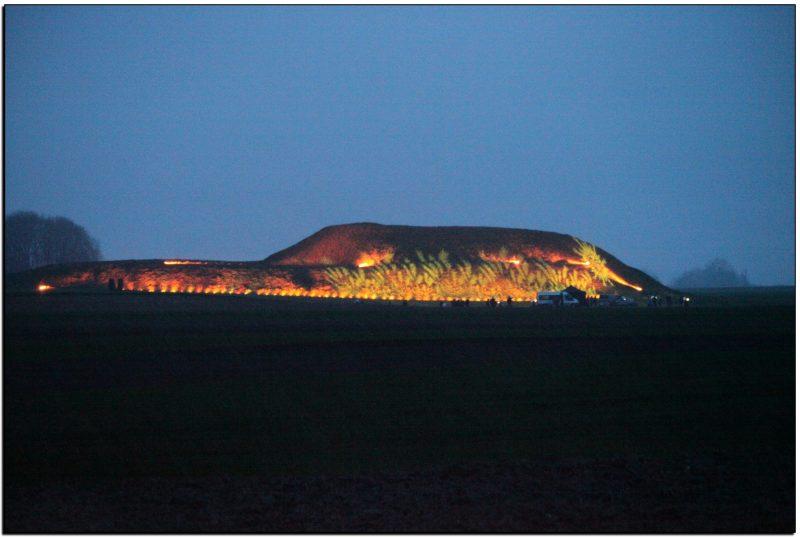 Padovinio piliakalnis jorės šventė