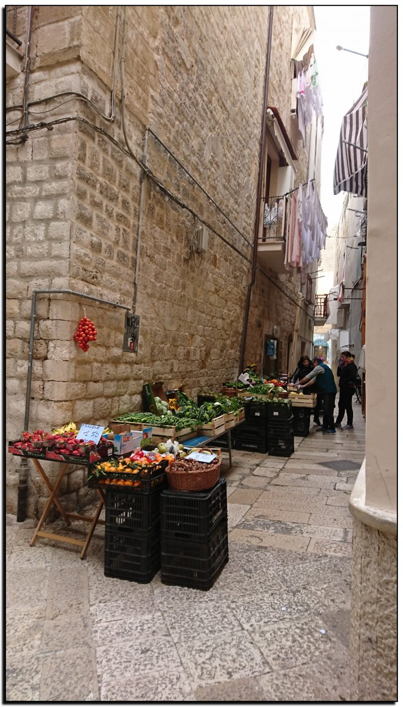 Italija, Baris