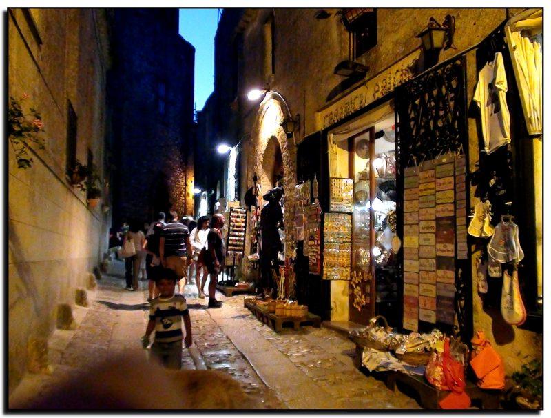 Italija, Sicilija, Erice