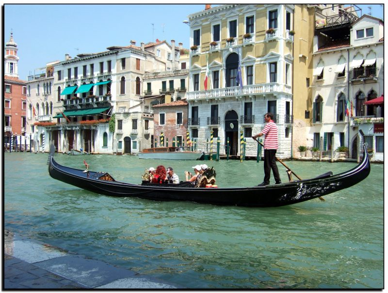 Italija, Venecija