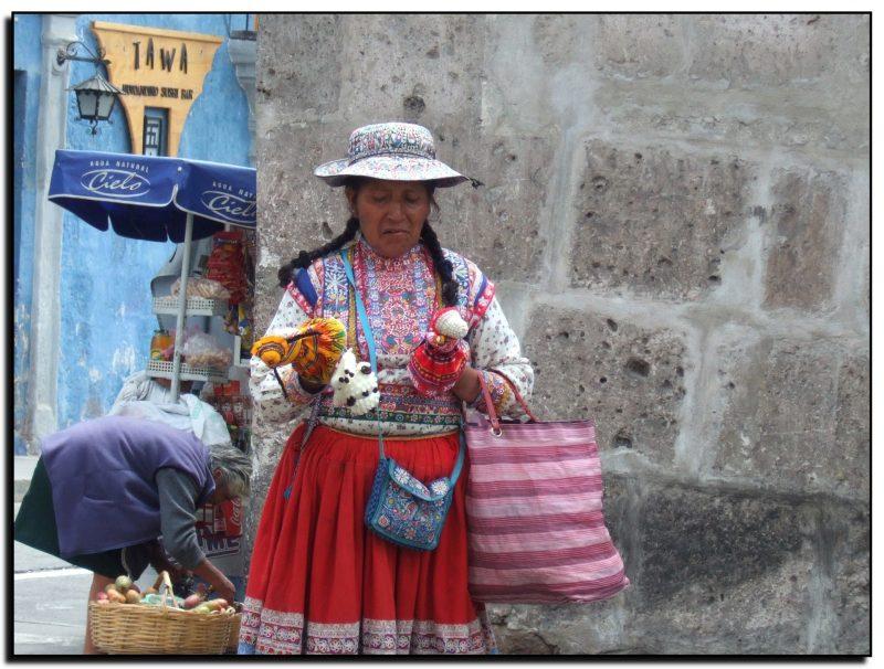 Peru, Arekipa