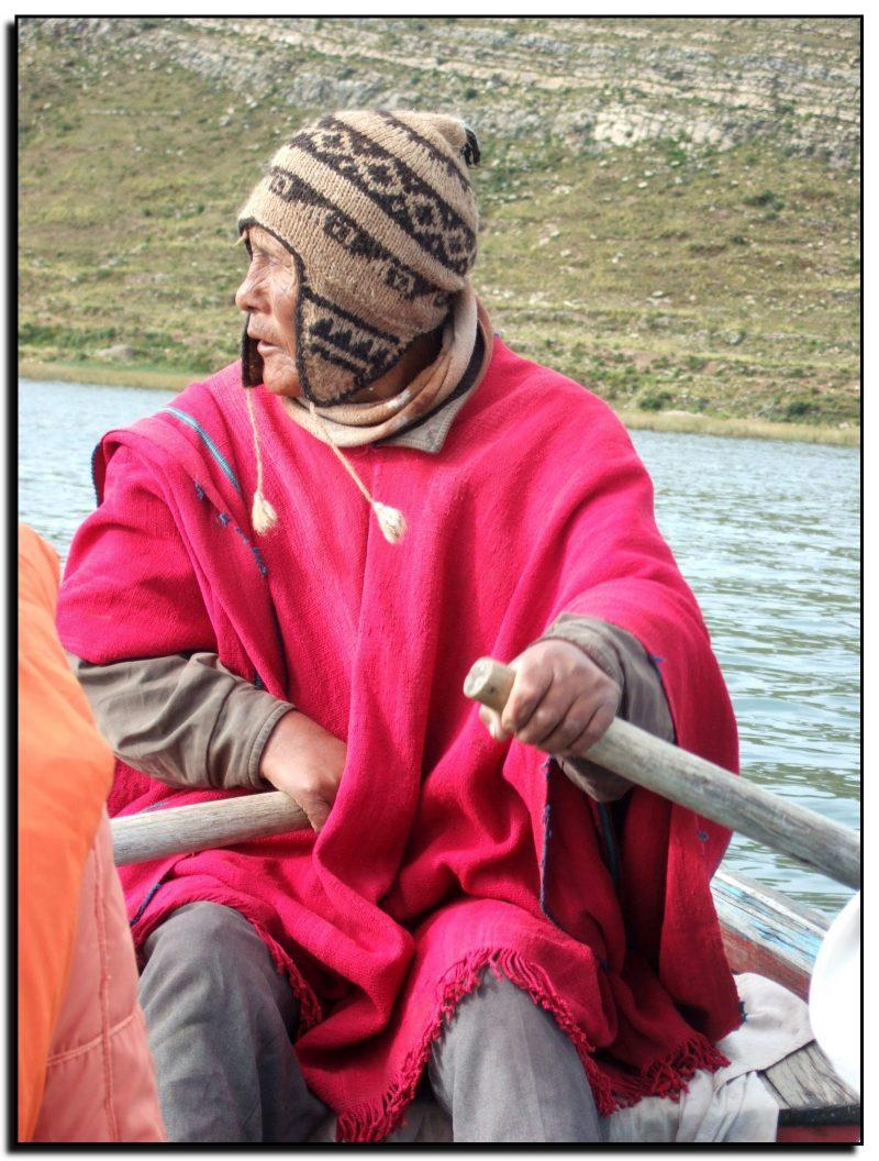 Peru-Bolivija, Titikakos ežeras