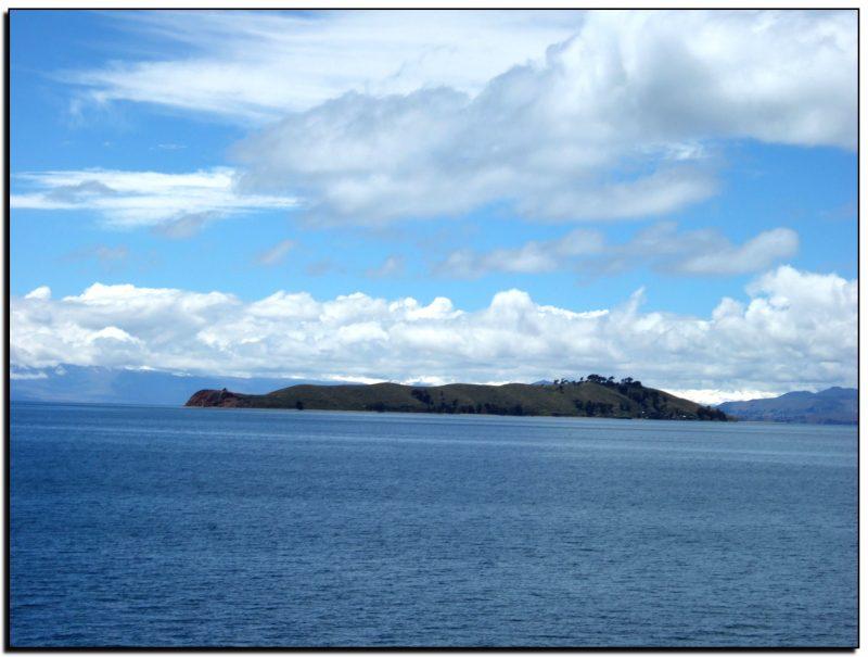 Peru-Bolivija, viena iš Titikakos ežero Uros salų