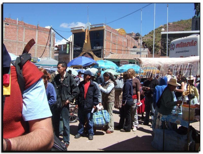 Peru-Bolivijos siena