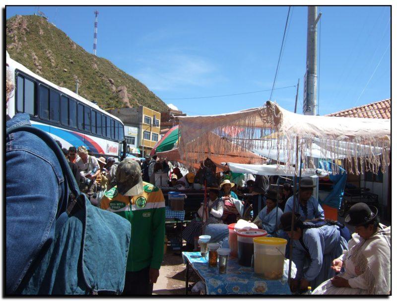 Peru - Bolivijos siena