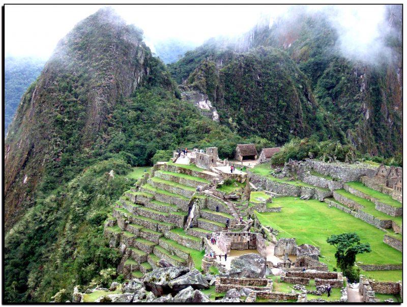 Peru, Maču Pikču