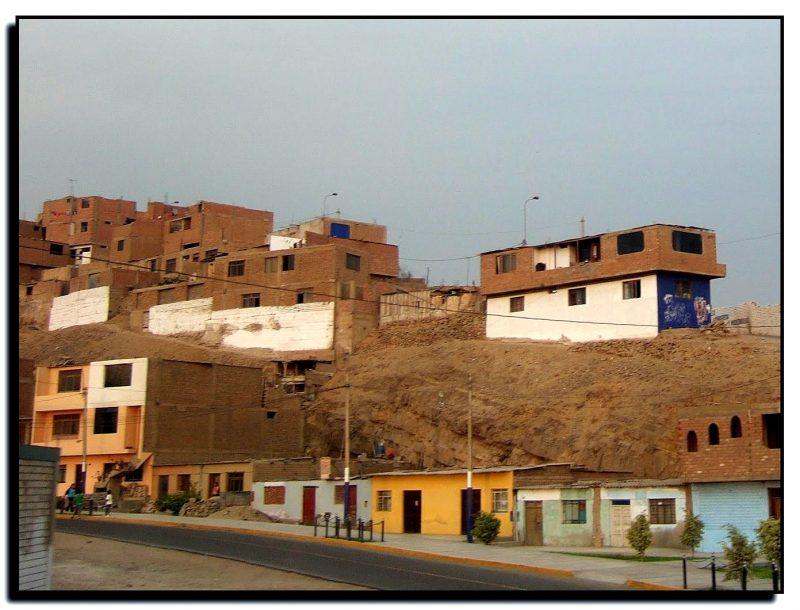 Peru, Limos priemiestis