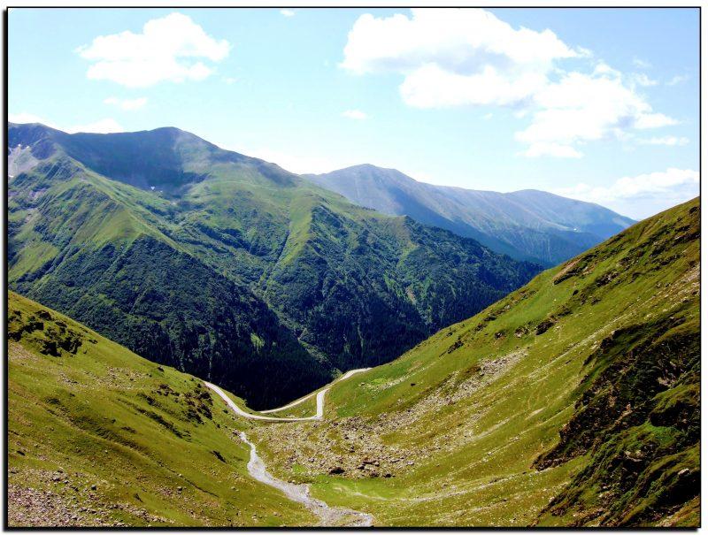 Rumunija, Transfegerašo kelias