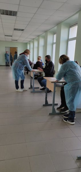 kazlų Rūda vakcinacijos centras