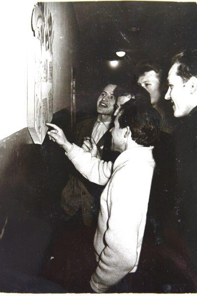 """Prie SKB sienlaikraščio 1978 m. spalio mėn. 29 d. atspausdinus jame """"Runkelių lauko epopėją"""""""