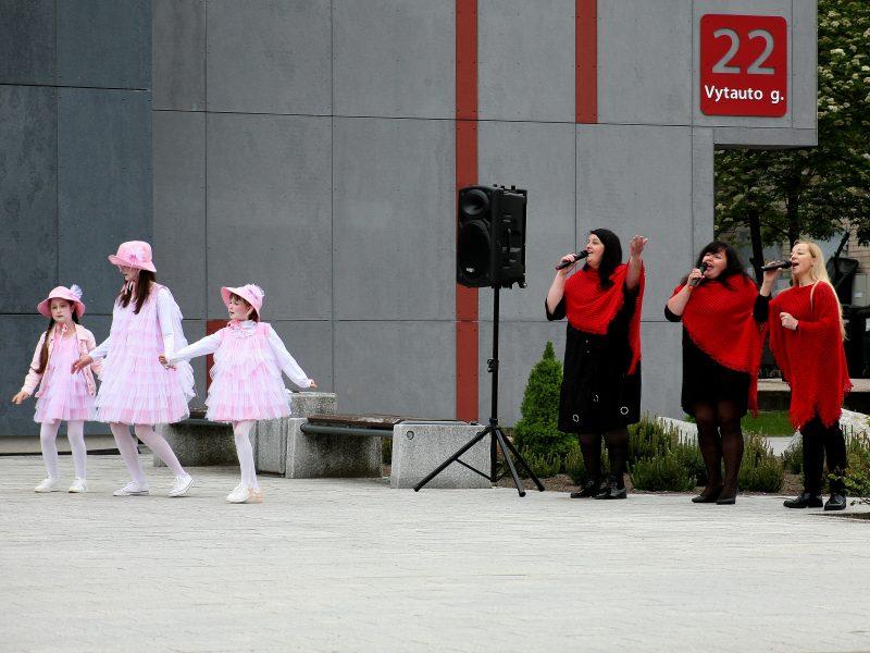 Cukrinis festivalis Marijampolė