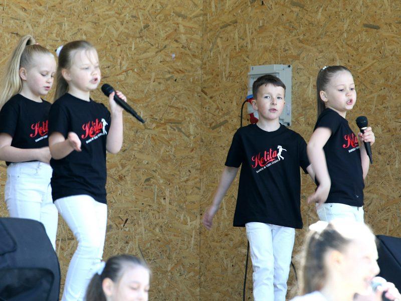 Cukrinis festivalis Baraginė