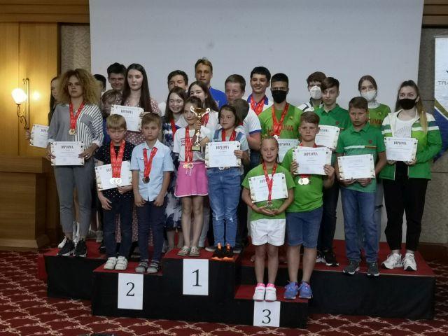 Lietuvos rinktinė užėmė 3 komandinę vietą