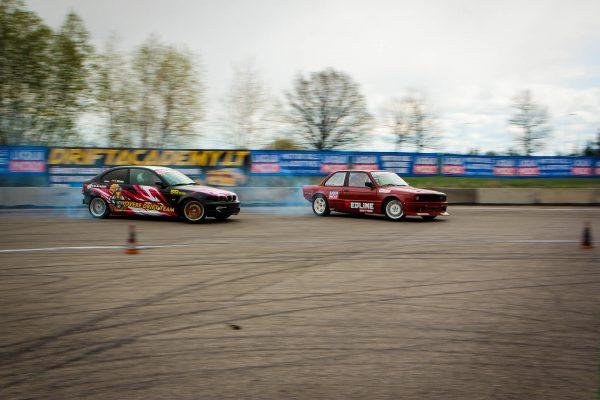 Marijampolė drift arena