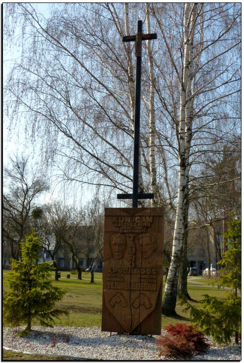 """""""Kunigams Laisvės kovų 1944-1953 m. dalyviams"""""""