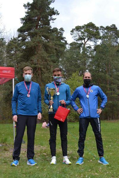 Paulius Bieliūnas, 10km, 1 vieta1