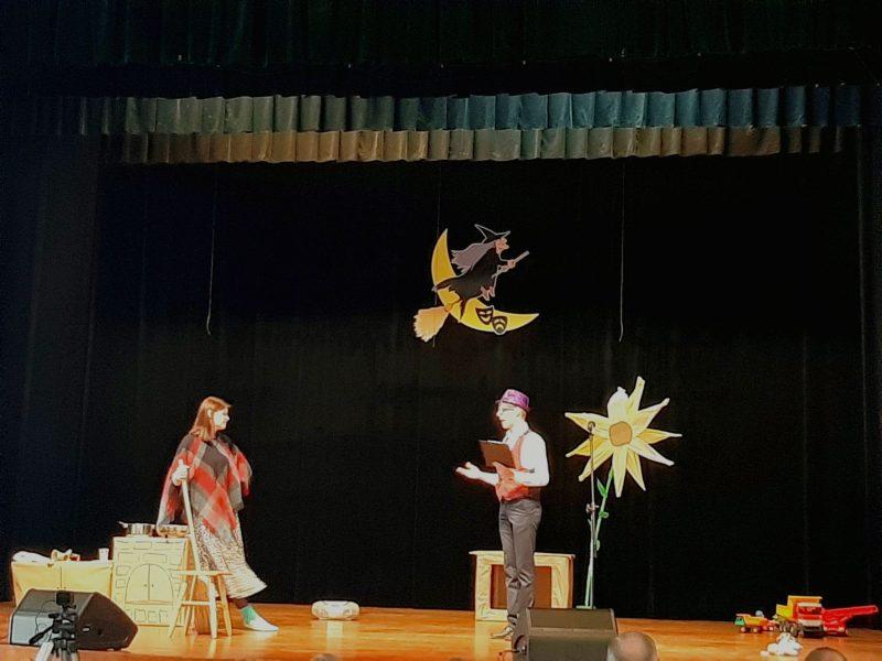 Vaikų teatro festivalis Seinuose