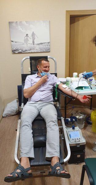 Donorystės akcija vilkaviškis